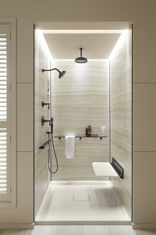 5 bathroom remodel ideas that you will love and need qm drain center linear shower drains for Bathroom shower stall replacement