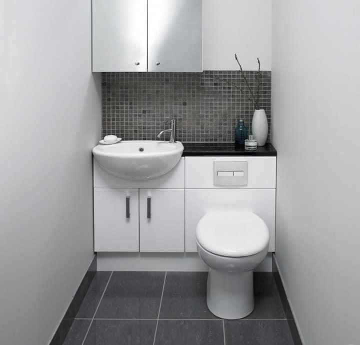 10 Ideas para hacer tu baño más grande y cómodo