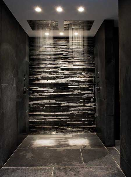 stone-shower-wall-rock-shower-walls - QM Drain | Center & Linear ...