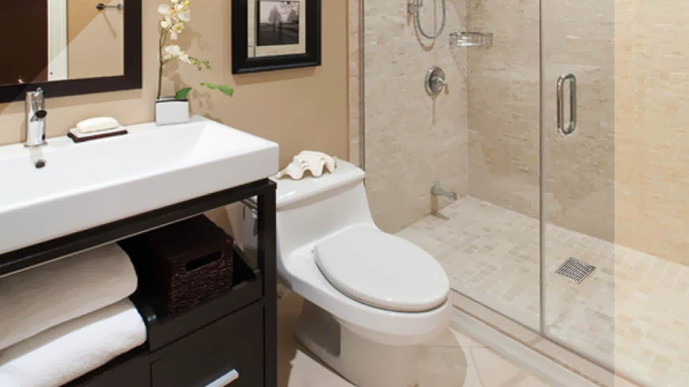 7 Big Functional Ideas To Enlarge Your Small Bathroom