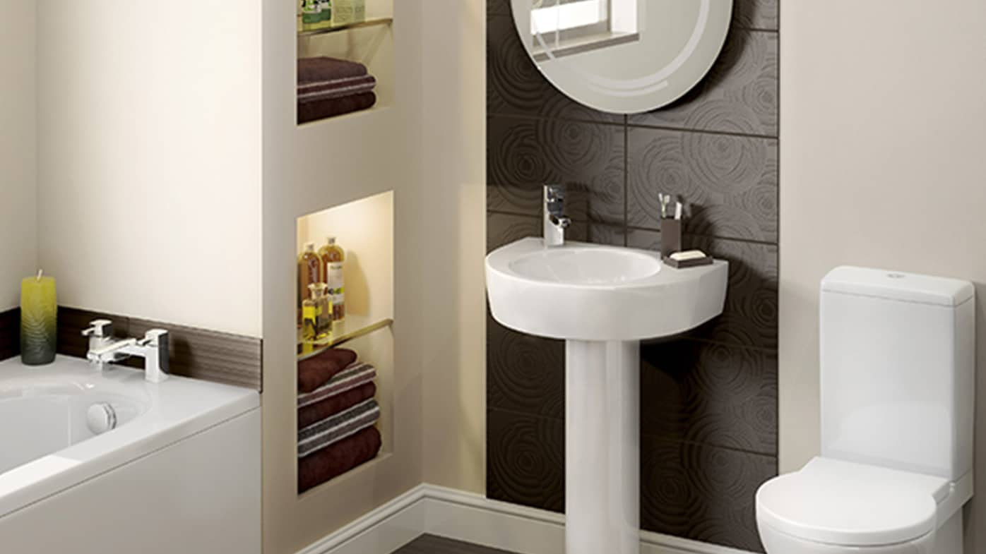 4 Bathroom Space Saver Ideas