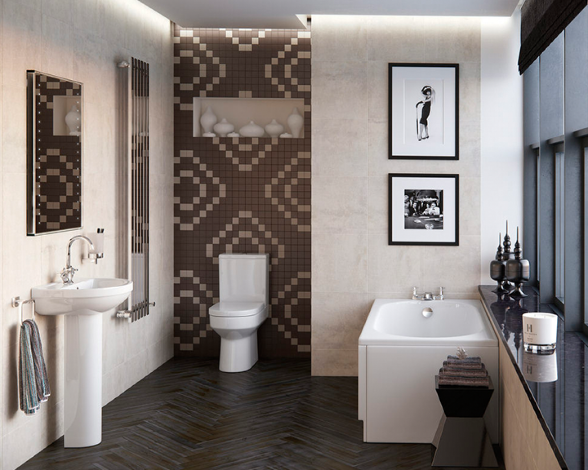 Make Your Bathroom Look Expensive With 9 Simple Tricks
